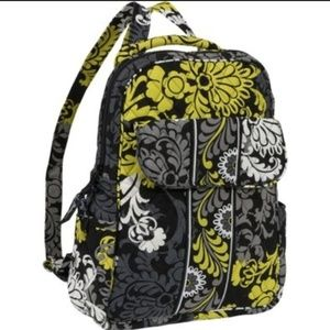 Vera Bradley Baroque Pattern Mini Backpack